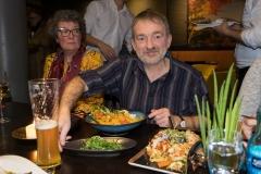 Dietmar isst Japanisch