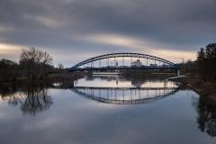 Magdeburg, Hubbrücke