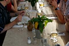 """Abendessen bei """"Da Salvatore"""""""