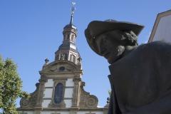 Stadtführung, Dreifaltigkeitskirche